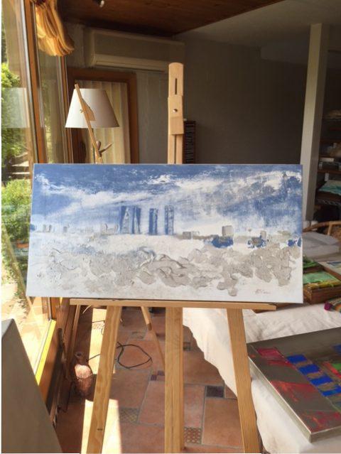 4 torres de Madrid